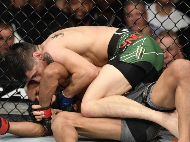 UFC 263: Pros react to Brandon Moreno's dominant submission win over Deiveson Figueiredo