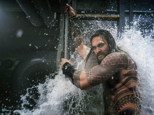 'Aquaman' Continues Box-Office Reign as 'Vice' Sputters