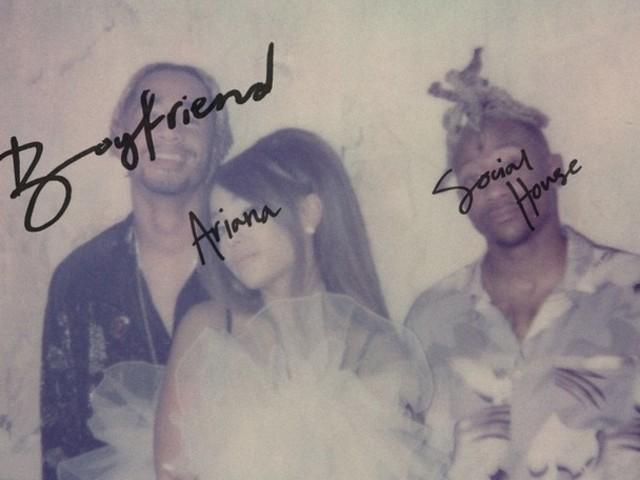 "Ariana Grande & Social House – ""Boyfriend"" Video"