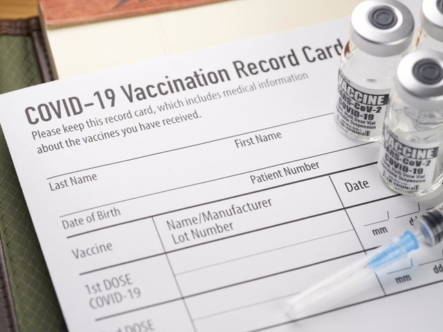 Colleges mandating vaccines see progress toward compliance