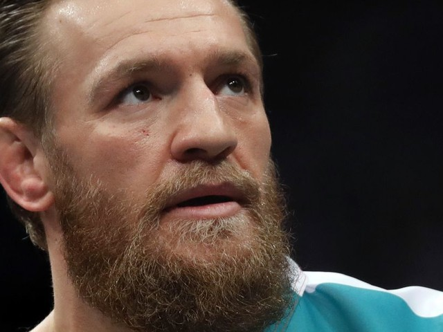 McGregor not willing to 'sit out and wait' for Khabib, anticipates March return
