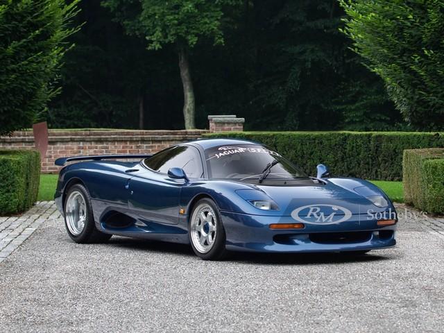 1991 Jaguar XJR