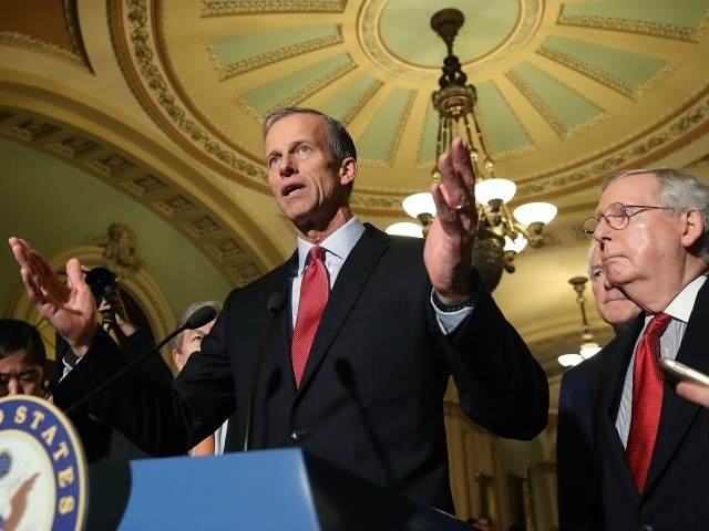 Sen. Thune: Committee Should Move 'As Soon As Possible' to Confirm Trump's FCC Nominee