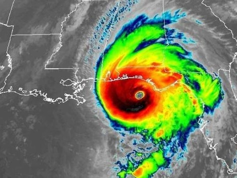Hurricane Michael Makes Landfall Near Mexico Beach As Cat 4 Storm