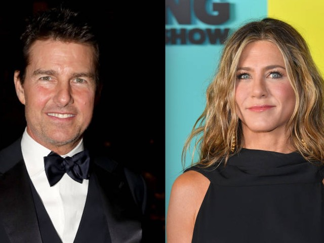 Tom Cruise Trying To Seduce Jennifer Aniston?