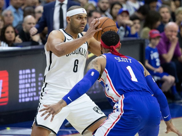 Nets vs. 76ers: Mismatches make Brooklyn a live bet for Game 2