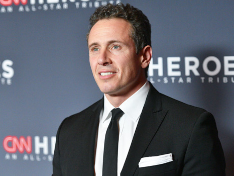 Meghan McCain, Andrew Cuomo & More Send Love To CNN's Chris Cuomo After COVID-19 Diagnosis