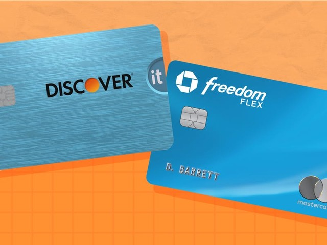 Discover it Cash Back vs Chase Freedom Flex: How to decide which cash-back credit card is right for you