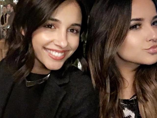 Is It Weird That We're a Little Jealous of Becky G and Naomi Scott's Cute Friendship?