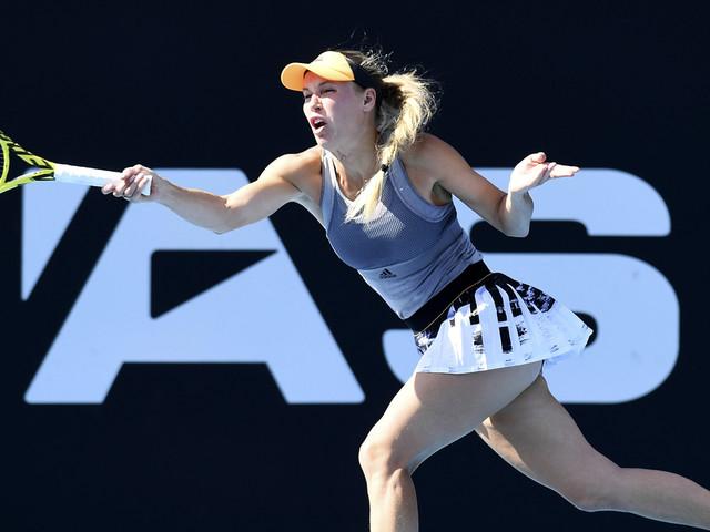 Wozniacki withdraws from Kooyong ahead of Australian. Open
