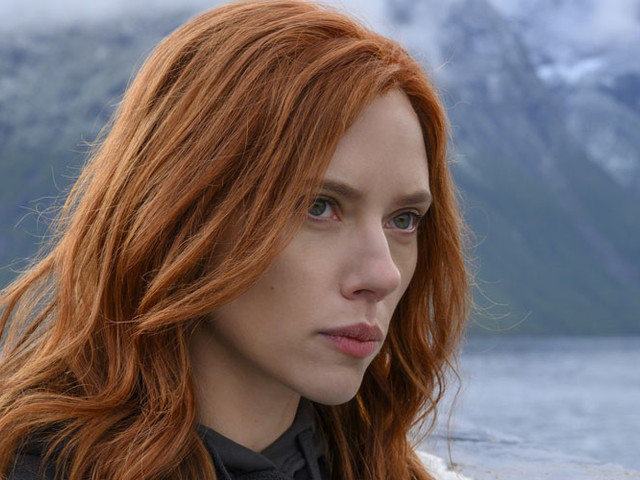 Scarlett Johansson Talks About Being Turned Down for Black Widow Role at First