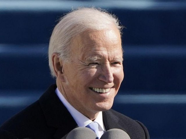 10 House Republicans who objected to recognizing Biden's Electoral College win tell him they're willing to work together