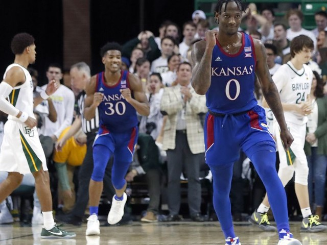 Bracketology 2020: Kansas is the new No. 1 overall team