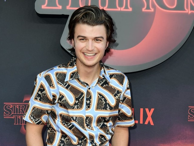 11 Times Joe Keery's Interviews Made Me Laugh Way Harder Than They Should Have