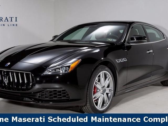 2018 Maserati Quattroporte--S--Q4