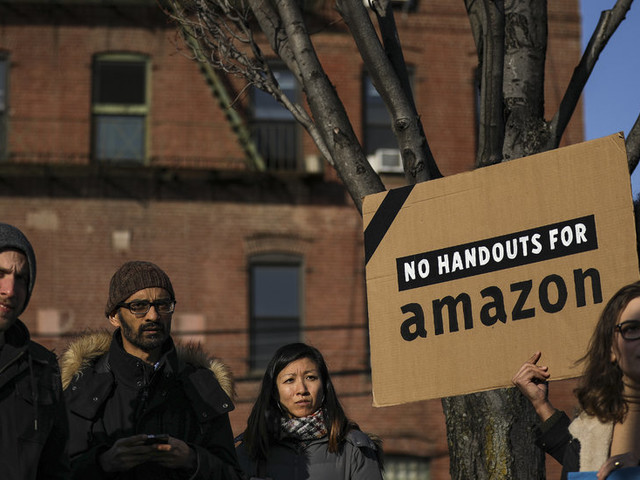In the End, Amazon Didn't Win Its Own Subsidy Game