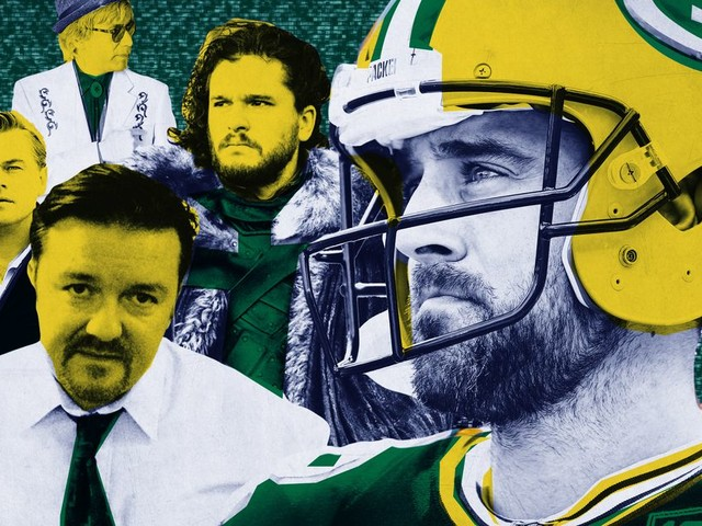 Aaron Rodgers Still Has 'Game of Thrones' Takes—but He's Found New Shows Too