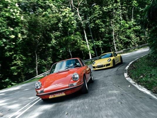Porsche to Strangers: Borrow Our Cars