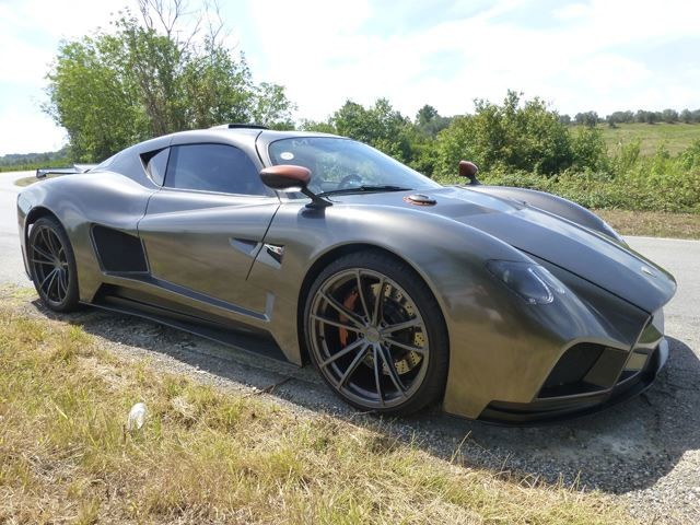 If You've Owned Them All, You're Ready For Mazzanti