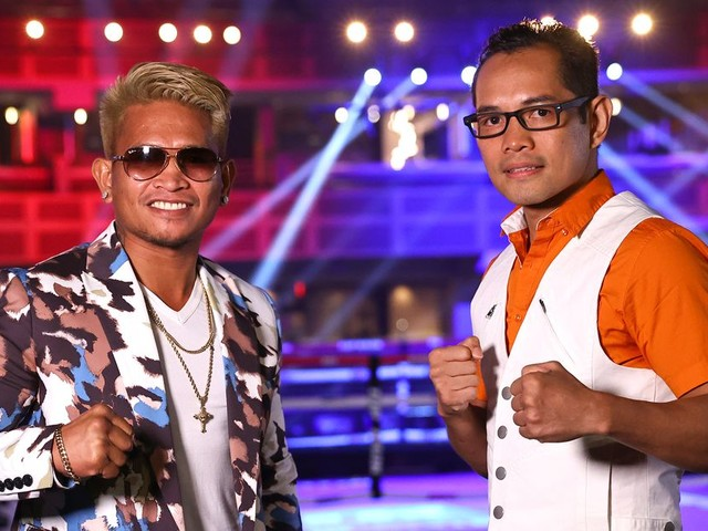 Donaire thinks all-Filipino bout is 'good' but Casimero says they have beef to settle