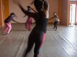 Senegal artist a legend fusing West African, modern dance