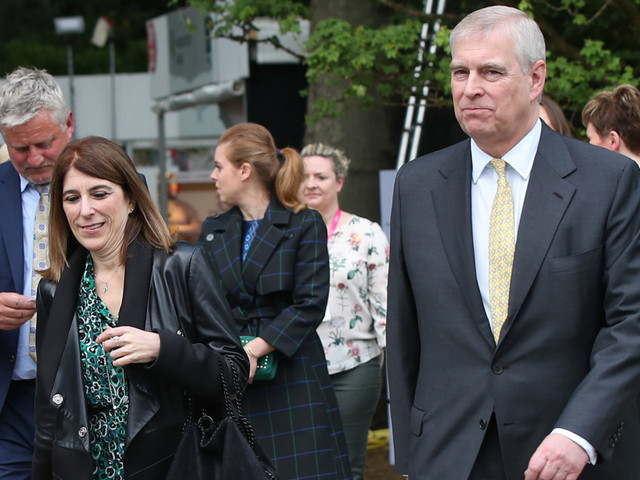Prince Andrew's private secretary Amanda Thirsk agrees to step down with large payout