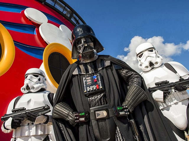 Star Wars Day at Sea Dates Announced for 2021 Sailings on the Disney Fantasy