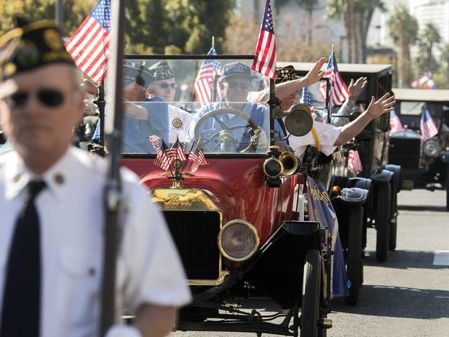 Veterans Day events lead this week's best bets in Las Vegas