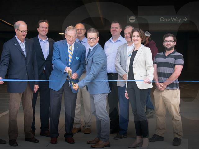 Adolfson & Peterson Construction Celebrates the Ribbon Cutting of...