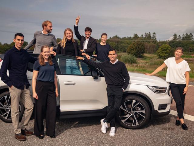 Volvo leadership program lets employees fast-track success