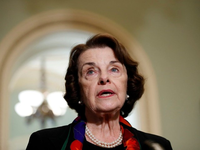 Conservative group hits back after Feinstein accuses Republicans of packing courts by rushing confirmations
