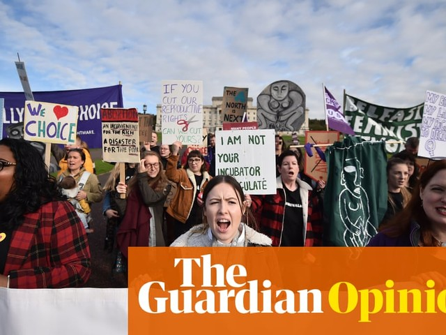 The end to Northern Ireland's abortion ban is a triumph for grassroots activism | Anna Cafolla
