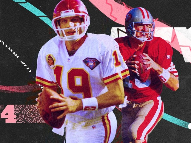 The 6 QBs who played for both the 49ers and Chiefs, sorted by tier