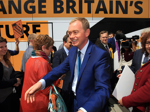 Lib Dem Manifesto 2017: Tim Farron Accuses Theresa May Of Putting 'Time Bomb' Under UK Economy With Brexit