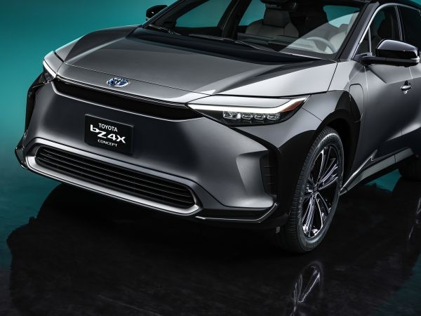 This Just In: Toyota Debuts All-Electric SUV Concept and New Sub-Brand
