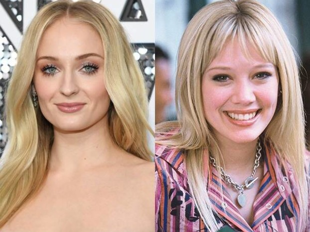Sophie Turner Wants to Save the Lizzie McGuire Revival and Play Miranda