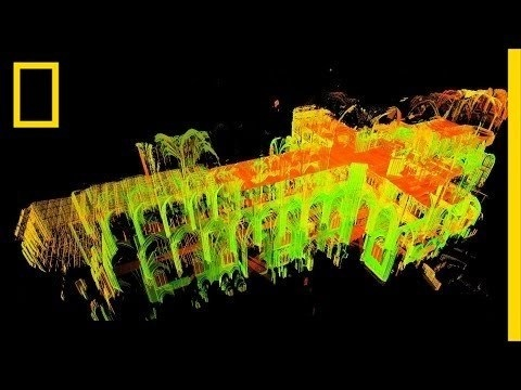 3D Scans Could Help Rebuild The Notre Dame Cathedral