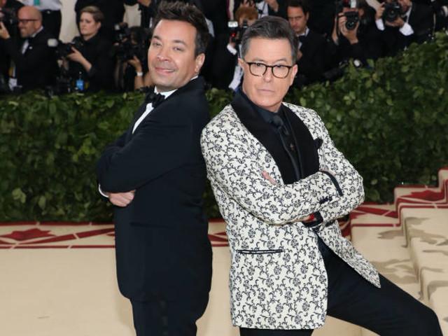 Jimmy Fallon Having 'Meltdown' Over Stephen Colbert Beating His Ratings?