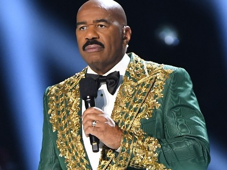Steve Harvey Reveals the One Text His Daughter Sent Him That Had Him Enraged