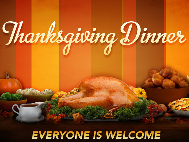 Free Thanksgiving Dinner: Calhoun Middle School & Other Info