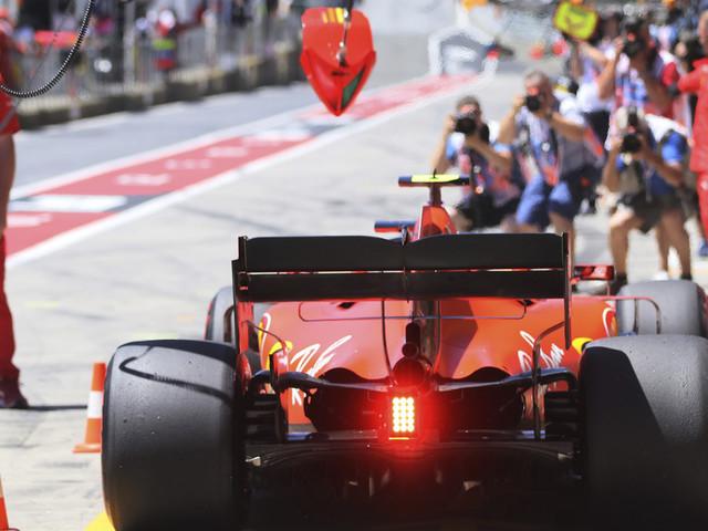 Leclerc fastest again in practice as Ferrari eyes pole at GP