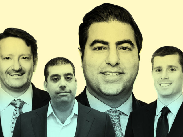 Here are the top bankers raising money, putting together deals, and raking in millions in the global cannabis industry