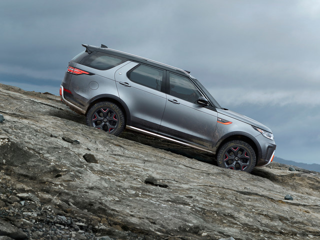 Report: JLR to Introduce More Extreme Off-Road Models