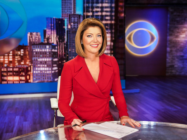 CBS' Norah O'Donnell readies for big move from New York to DC