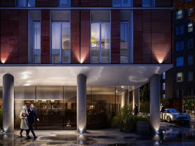 News: City Developments wins approval for Pavilion Road hotel in London