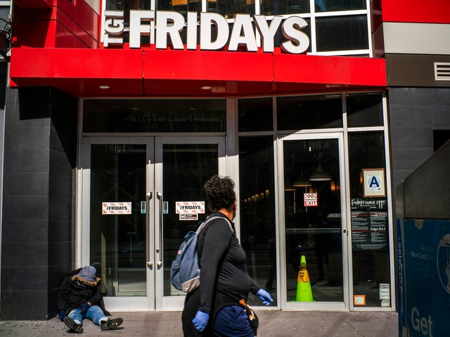 Chain Restaurants Like TGI Fridays and P.F. Chang's Got $10 Million PPP Loans While Majority Got $150K or Less