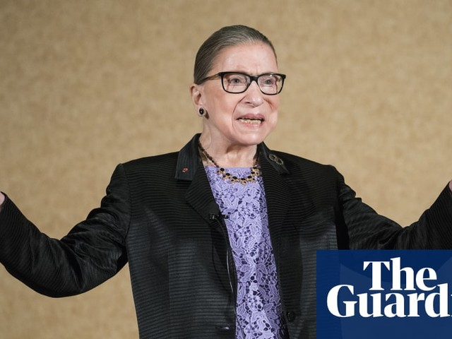 Ruth Bader Ginsburg completes radiation for tumor, supreme court says
