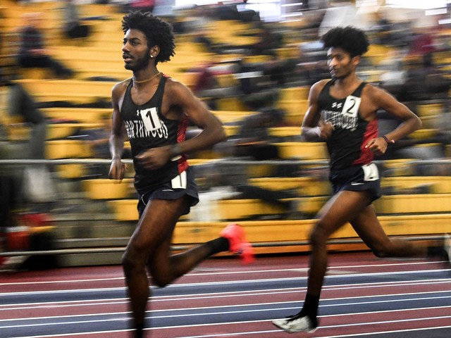 At Montgomery Country track meet, Northwood pair dazzle in a blistering boys' 1,600