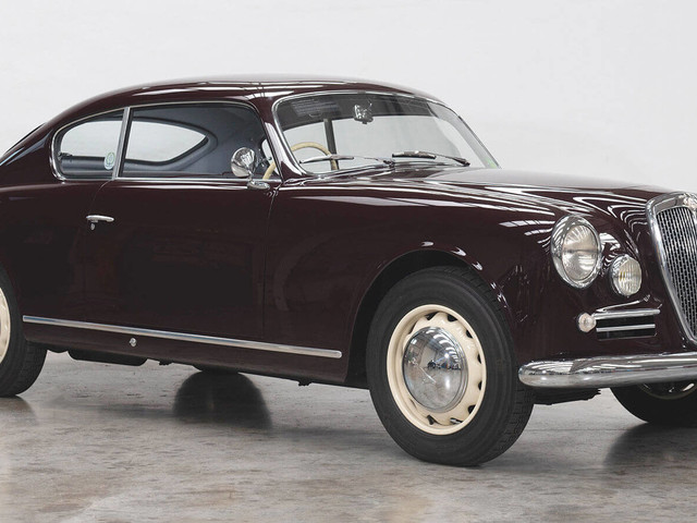 1953 Lancia Aurelia B20GT Is As Beautiful As They Come