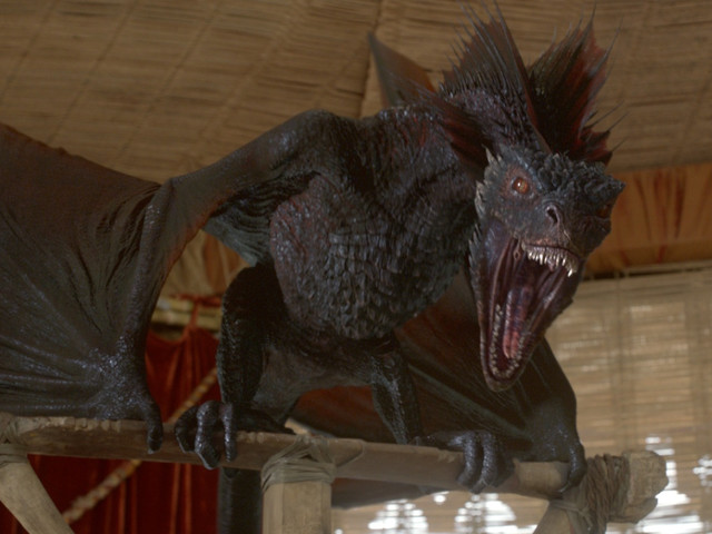 A 'Game of Thrones' VFX specialist shows us how they digitally bring dragons to life